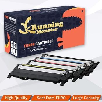 5pcs Compatible Toner Cartridge CLT-406s K406s For Samsung CLP-360 CLP-365 CLX-3305 Xpress SL-C410W SL-C460FW SL-C460W SL-C467W