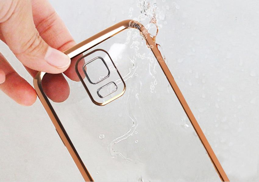Clear Samsung Galaxy S5 Case 18