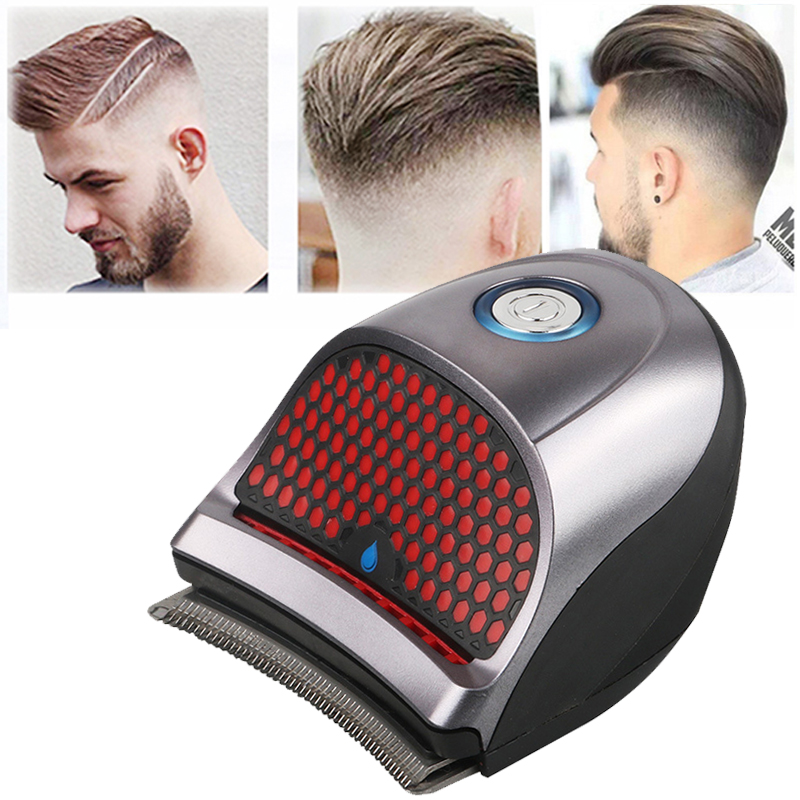Rechargeable Hair Trimmers Beard Shaver Hair Clippers for Men Self Haircut at Home Kit Hair Clippers Cordless with 9 Combs|Hair Trimmers| |  - title=