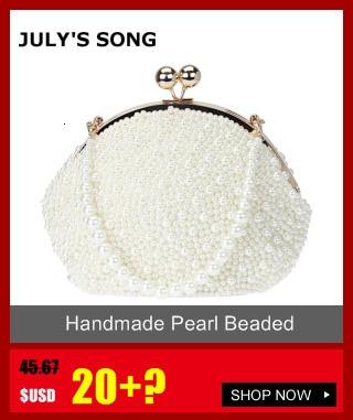 Clutch Bags Diamond-Studded