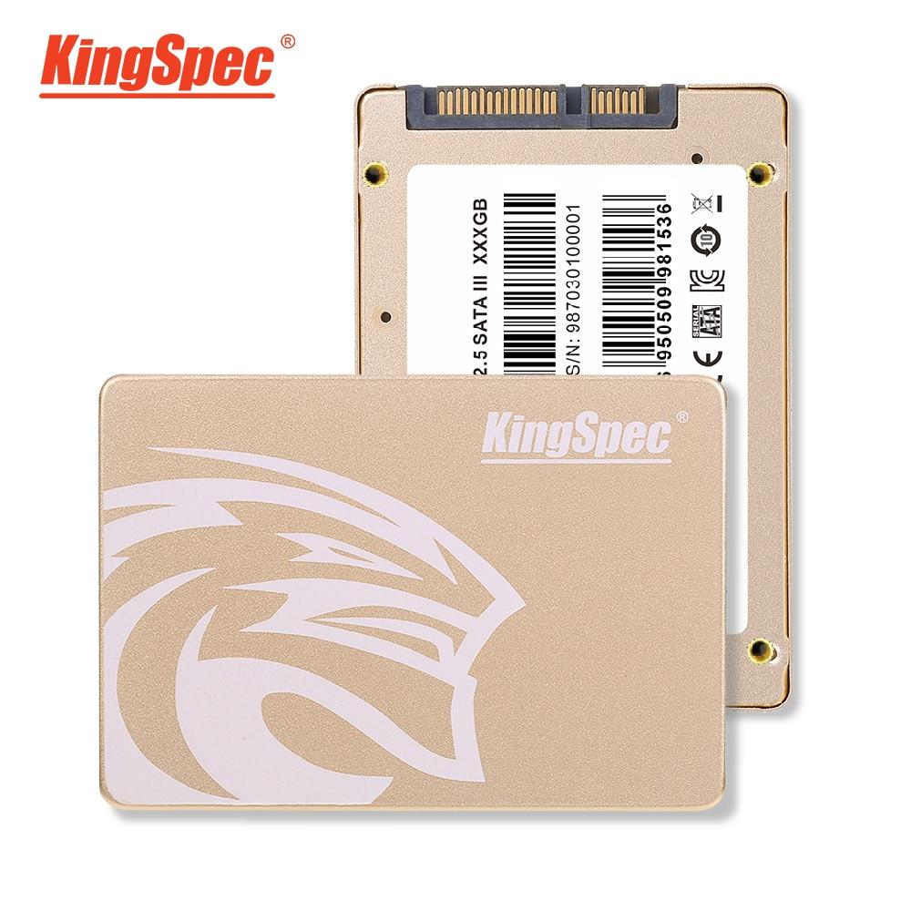Disque dur KingSpec 2.5 HDD 1 to SSD disque dur 1 to HDD disque dur interne pour ordinateur portable de bureau 2.5 HD 1 to SATA 3 disque