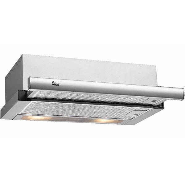 Conventional Hood Teka 205001 175W 332 M³/h 50cm Steel