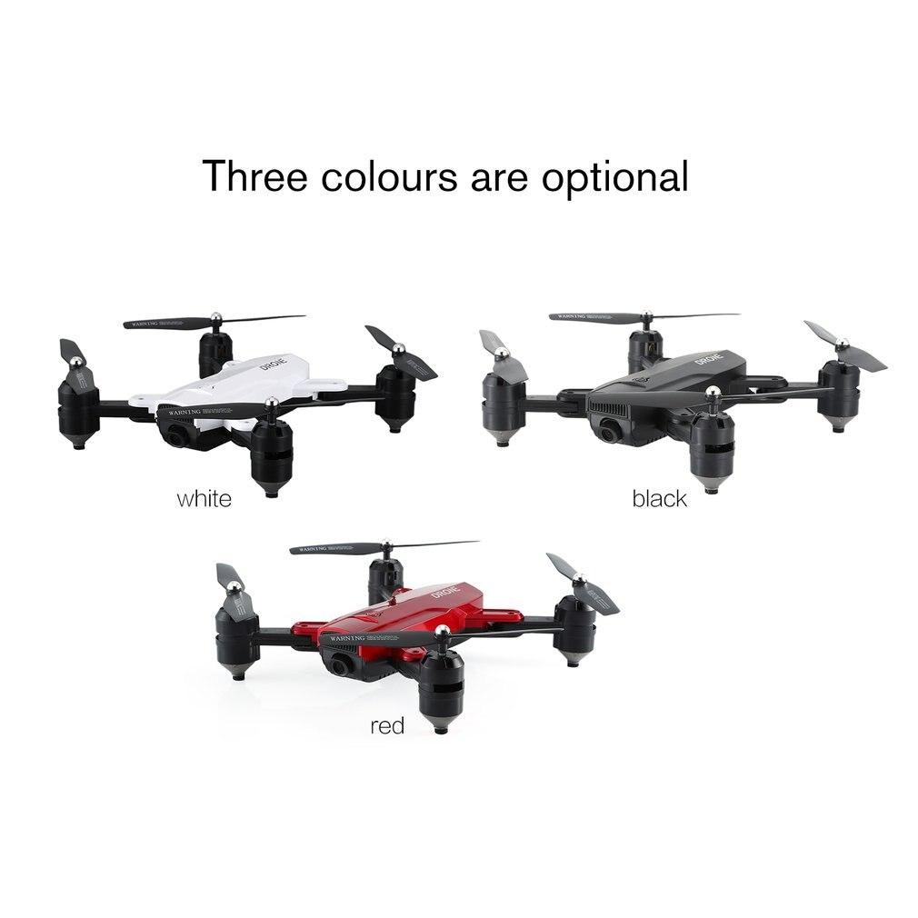 ZD5 L 720 P/1080 P/4 K оптический поток двойная камера складной RC Дроны с камерой вид от первого лица с wifi RC вертолет модель самолета игрушки Смарт сл...
