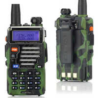 BF-F8HP Walkie Talkie Dual Band VHF UHF UV-5R 5W Walkie Two Way Radio