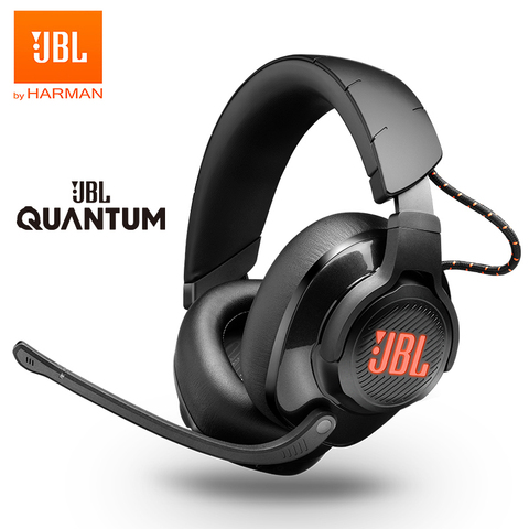 Fone de Ouvido com Microfone de Som Surround para Playstation Quantum Over-ear Gaming Headset Esports – Nintendo Switch Iphone Mac vr Jbl 600 Mod. 1458298