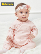 Baby underwear set baby autumn clothes long trousers suit cotton girls warm clothes boys spring and autumn pajamas thin