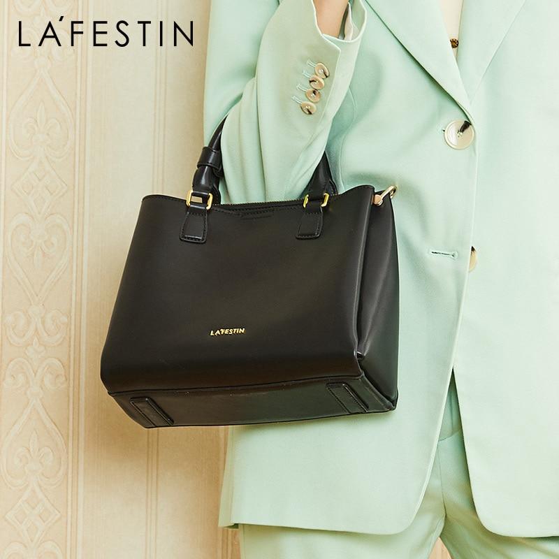 La Festin kobiet torba luksusowe torebki damskie projektant kobiet torby o dużej pojemności torebka na ramię torba na ramię crossbody w Torebki na ramię od Bagaże i torby na  Grupa 1