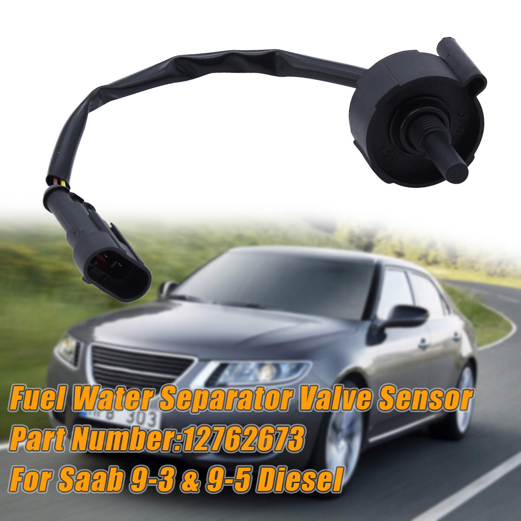 capteur deau de filtre /à carburant adapt/é aux moteurs diesel SAAB 9-3//9-5 12762673. Filtre /à diesel