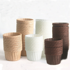 Image 3 - 12pcs/lot Little Vine Lace Laser Cut Cupcake Wrapper Liner Baking Cup Hollow Paper Cake Cup DIY Baking Fondant Cupcake