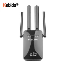 Wifi Repeater Wireless Router 300mbps Extender-To Long-Range Mini Kebidumei for TV