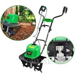 220V/1500W mała pług maszyna rumpel gospodarstwa domowego wielofunkcyjne koszenie luźna maszyna do strugania gleby elektryczny rozpruwacz
