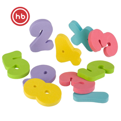 Jouet de bain Happy Baby 32023 jouets pour natation salle de bain jouets multicolore pour enfants pour garçons et filles vinyle unisexe