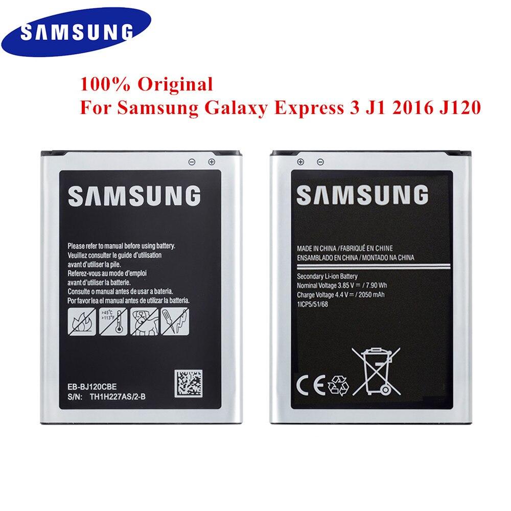 100% Original Battery EB-BJ120CBE…