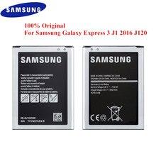 Bateria 100% original EB BJ120CBE para samsung galaxy express, bateria para samsung galaxy express 3 j1 2016 j120 SM J120F j120a j120f/ds j120h j120ds j120t j120m