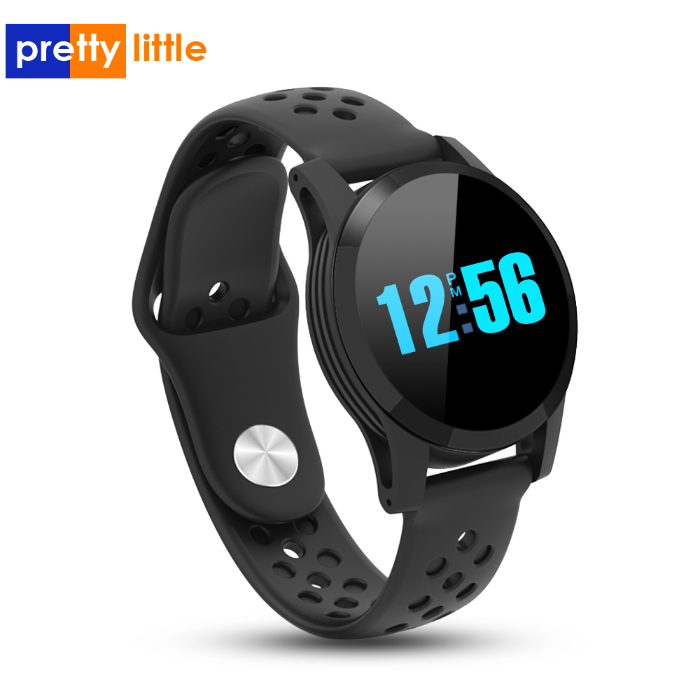 Q9 watchs inteligente pressão arterial e freqüência cardíaca à prova d' água homens relógio smartwatch android atividade de fitness esportes relógio inteligente