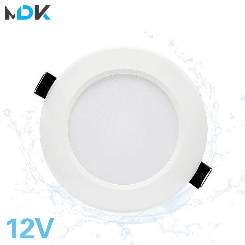 AC/DC <font><b>12V</b></font> <font><b>led</b></font> <font><b>downlight</b></font> 7W <font><b>led</b></font> ceiling recessed cold white natural white warm white image