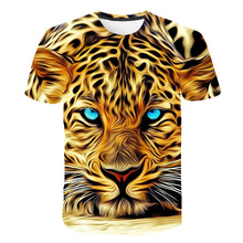 Anime T-Shirt Oversized Children #8217 s Short Sleeve Lion 3D Print T-Shirts Boy Kid Boys and Girls Tops T-Shirt Summer Clothes cheap Polyester CN(Origin) Maternity 0-6m 7-12m 13-24m 25-36m 4-6y 7-12y 12+y unisex Casual Animal Regular O-Neck Tees Fits smaller than usual Please check this store s sizing info