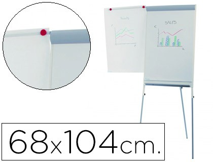 SLATE WHITE ROCADA WITH TRIPODE MAGNETICA THERAPY CONFERENCE LACADA ARM EXTENDABLE 68X104 CM HEIGHT