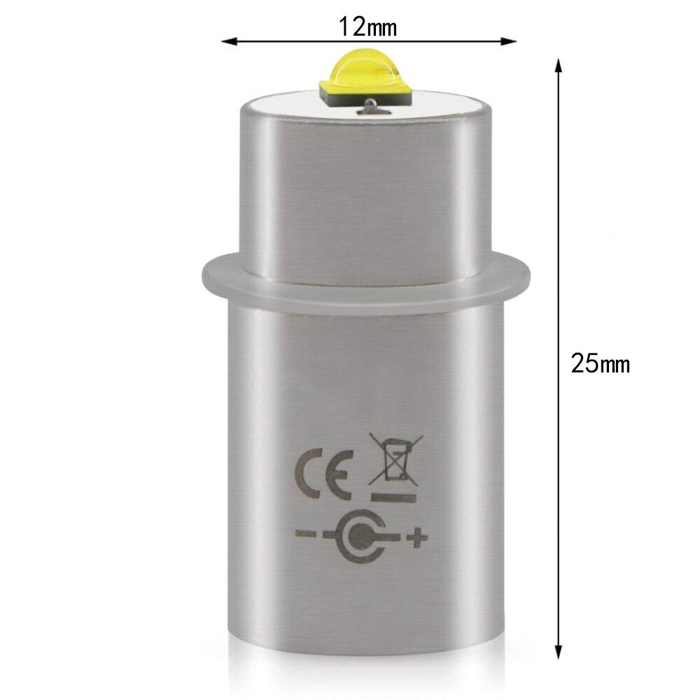Lâmpadas led para maglite 3w 3v 4-12v 6-24v 18v kit de conversão atualizar bulbo 2 3 4 5 6 pilha d/c tocha lanterna de magnésio