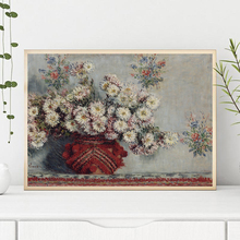 Artist Claude Monet Oil Painting on Canvas Posters and Prints Cuadros Wall Art Pictures For Living Room claude monet anemone oil painting on canvas posters and prints wall picture for living room home decoration