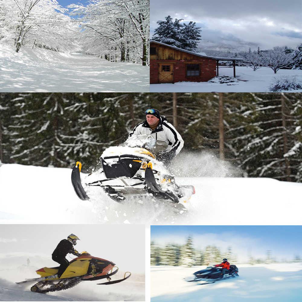 Kevlar Antivento di Inverno Dello Scaldino Pantaloni Del Motociclo di Casual Degli Uomini di Moto Motocross Strada Ginocchio di Protezione Impermeabile Moto Dei Jeans