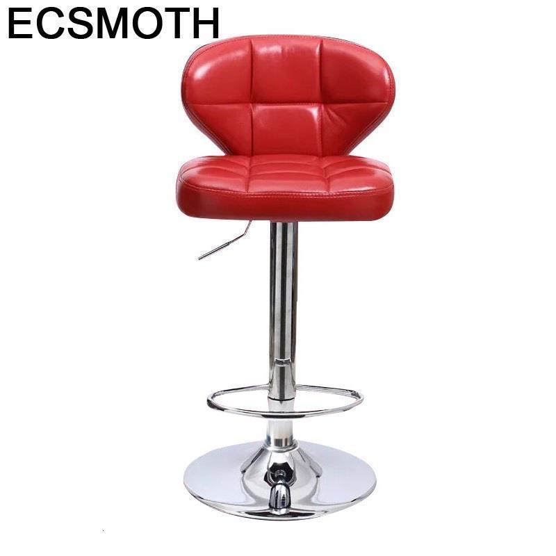 Stoelen Sandalyeler Barstool Taburete Banqueta Sgabello Stoel Para Barra Leather Silla Tabouret De Moderne Cadeira Bar Chair