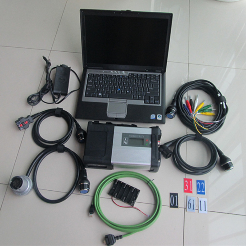 1 mb star c5 with d630 laptop full set (2)