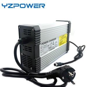 Image 1 - YZPOWER 54.6V 4.5A 5A 5.5A 6A 6.5A 7A 7.5A 8A 리튬 이온 Lipo 배터리 충전기 출력 DC 입력 100 240V