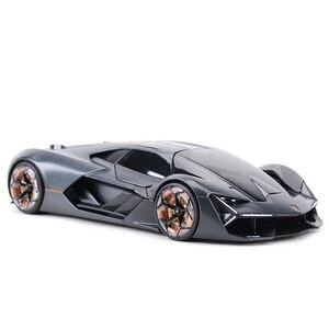 Image 3 - Bburago 1:24 Terzo Millennio סטטי למות יצוק כלי רכב אספנות דגם רכב צעצועים