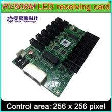 LINSN RV908M32 تلقي بطاقة LED نظام التحكم في العرض ، تشير إلى 1/32 مسح كامل اللون LED وحدة