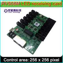 LINSN RV908M32 светодиодный дисплей для получения карты, рекомендуемый полноцветный светодиодный модуль 1/32 сканирования