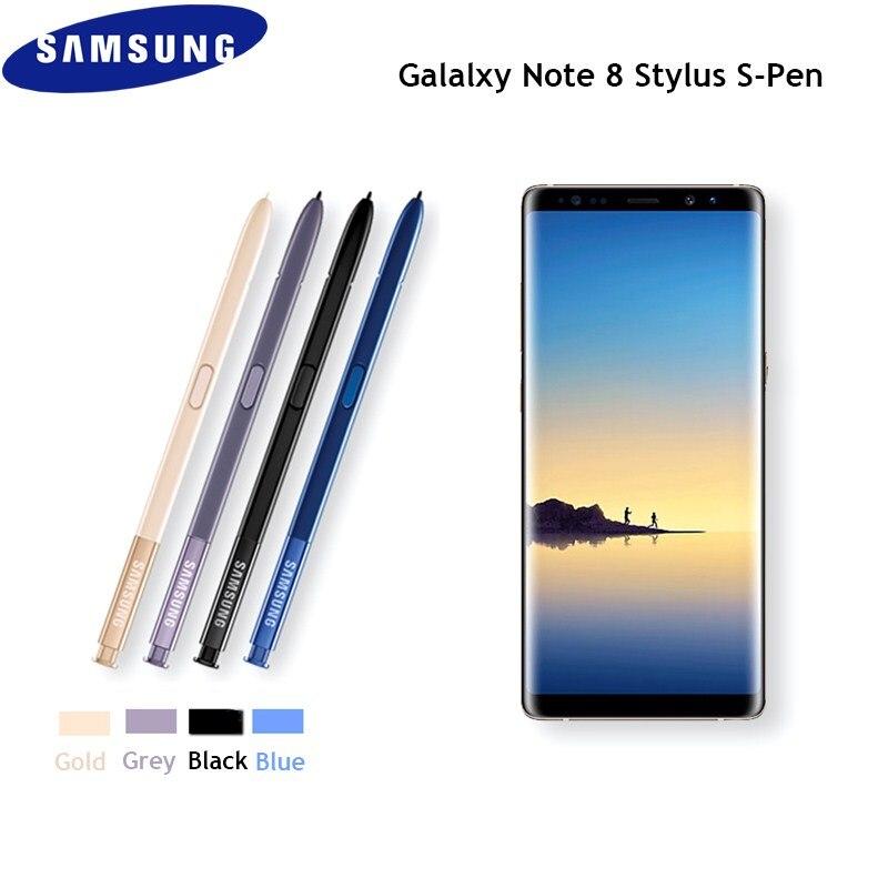 Стилус для сенсорного экрана Samsung Galaxy Note 8 N9100, сменный Многофункциональный карандаш с логотипом