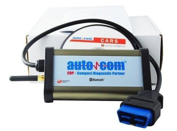 2020 Black Autocome OBD2 Scanner <font><b>VD</b></font> <font><b>DS150E</b></font> CDP PRO 2016.R0 NEW keygen for delphi Car Diagnostic new vci Adapter Diagnostic tool image