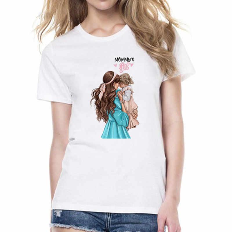 חולצה נשים הברנש מזדמן Dia De La אדרת טי גרפי אסתטי Harajuku למעלה מתנה אמא של יום נשי חולצת טי בגדים mujer