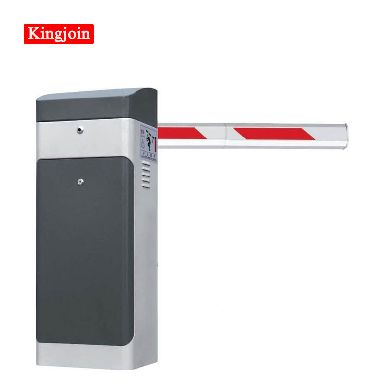 Fully Automatic Barrier Gate With GSM Mobile Phone Control And Radar Detector And Password Button, The Length Of The Boom Can Be
