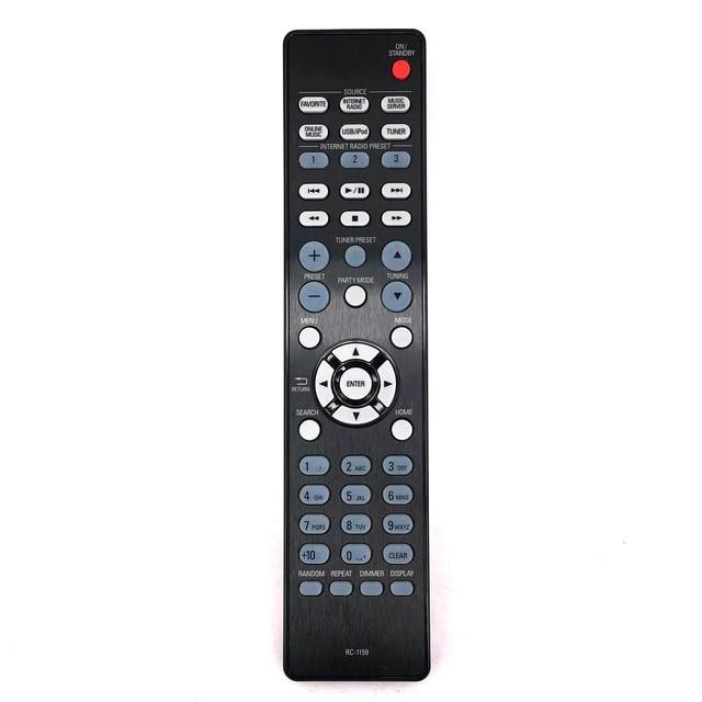 New Original Remote Control RC 1159 For DENON Home Theater Audio System DNP 720AE DNP 730AE