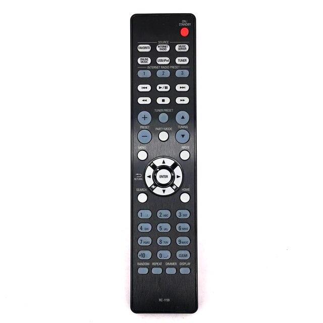 جديد الأصلي التحكم عن بعد RC 1159 لدينون المسرح المنزلي نظام الصوت DNP 720AE DNP 730AE