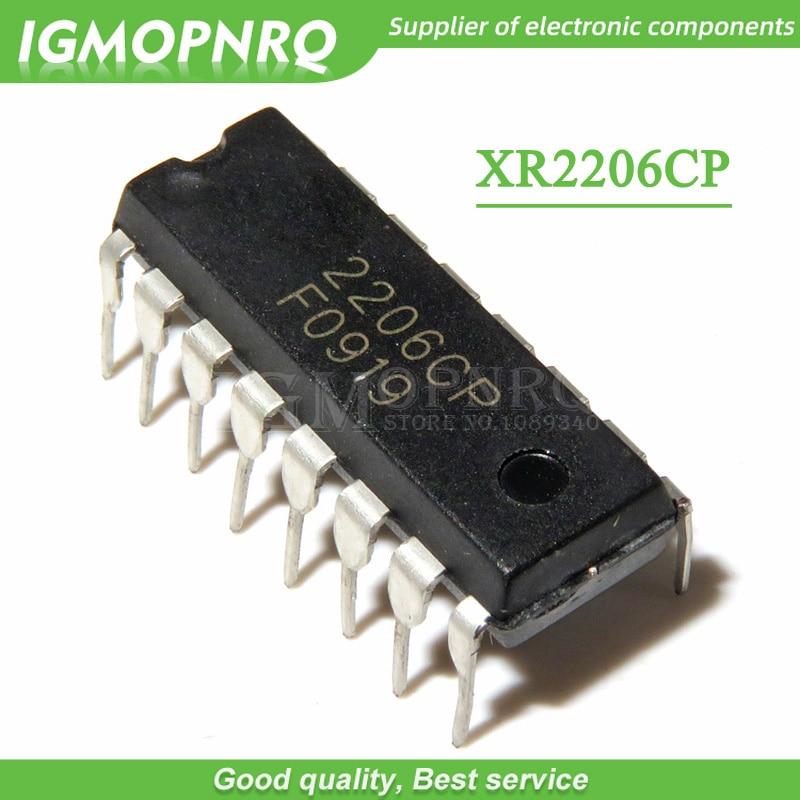 1 шт./лот XR2206CP 2206CP DIP-16 функциональный генератор, новый оригинальный