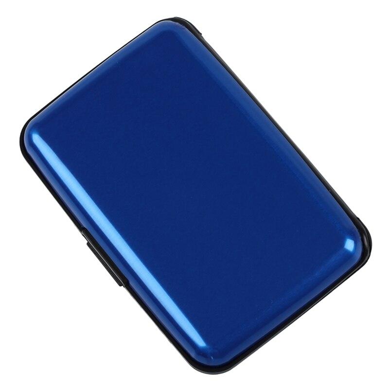 Купить водонепроницаемый бизнес id кредитная карта кошелек держатель