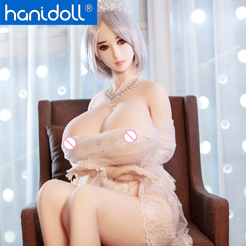 Hanidoll Silicone <font><b>Sex</b></font> <font><b>Dolls</b></font> Love <font><b>Doll</b></font> 170cm TPE <font><b>Sex</b></font> <font><b>Doll</b></font> <font><b>Fat</b></font> <font><b>Ass</b></font> Realistic Huge Breast Vagina Lifelike Adult Toys for Men image