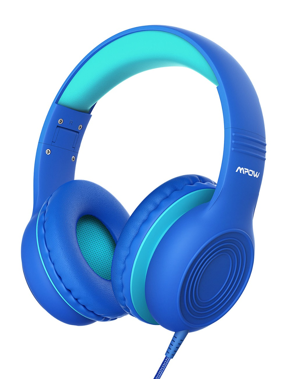 Mpow CH6 85dB Hearing Protection Headphones For Kids Over-Ear Kids Headphones With Microphone For PCiPadLaptopTabletsPhones (11)