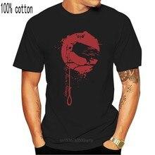 Meurtrière Corbeau Corbeau Edgar Allan Poe L'art Sombre Effrayant Mode Streetwear S-2Xl Grande Taille T-shirt