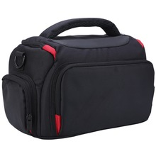 1pc Waterproof Protective Camera Shoulder Bag Portable Carrying Case 3 Sizes For Canon Nikon Mayitr