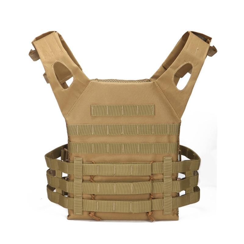 Okali Outdoor Tactical Vest Multi functional Molle Expand Convenient Military Training COS Live Training Exercises JPC Vest|  - title=