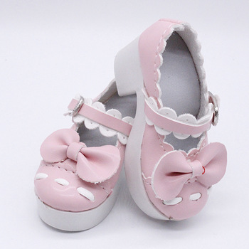 Muñeca de 60cm, vestido con tacones altos SD/BJD, muñeca 1/3, zapatos de princesa, accesorios de moda para chicas, regalo