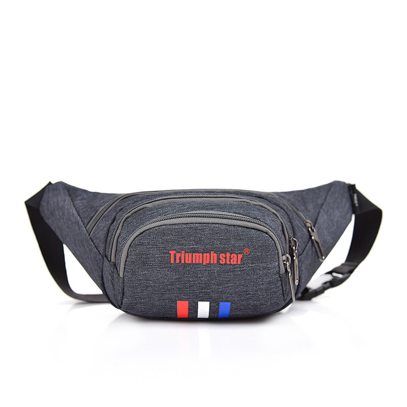 Wallet Men And Women Casual Outdoor Sports Waist Pack Riding Wallet Mobile Phone Oblique Bag