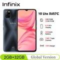 Глобальная версия Infinix Горячая 10 Lite X657C 6,6