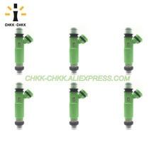 CHKK-CHKK 195500-3170 MD332733 fuel injector for Mitsubishi Montero Sport 3.0L V6 1998~2003