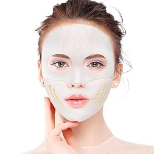 Image 3 - ILISYA Hydrogel Facial Mask High Quality Anti Wrinkle Anti Ageing Facial Mask Hydrating Tender Skin Mask Prevent Wrinkles 1 PC