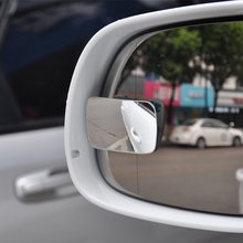 DJSona 360 Wide Angle Convex Blind Spot Car Rearview Mirror Frameless Wide-angle Long Accessories Hot Sale